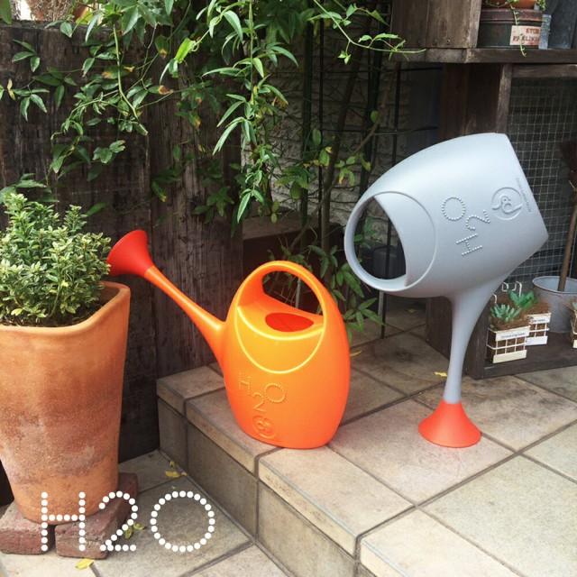 H2O エイチツーオー おしゃれ かわいい ジョウロ ...