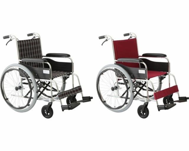 車椅子 軽量 折り畳み 車いす アリーズ MW-22AT ...