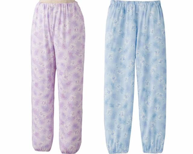 パジャマパンツ 39919 ケアファッション