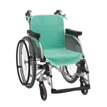 車いす用防水カバー 車椅子シートカバー(2枚入り...