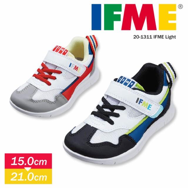 イフミー 子供靴 15cm 子供靴 軽量 スニーカー キ...