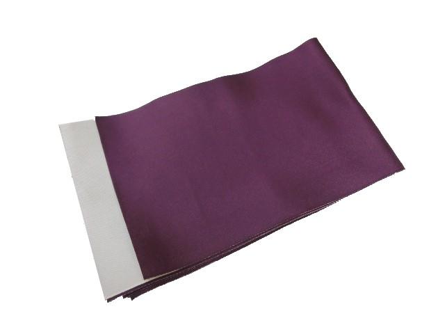 浴衣帯 リバーシブル浴衣帯(無地-z) 濃紫 ライ...