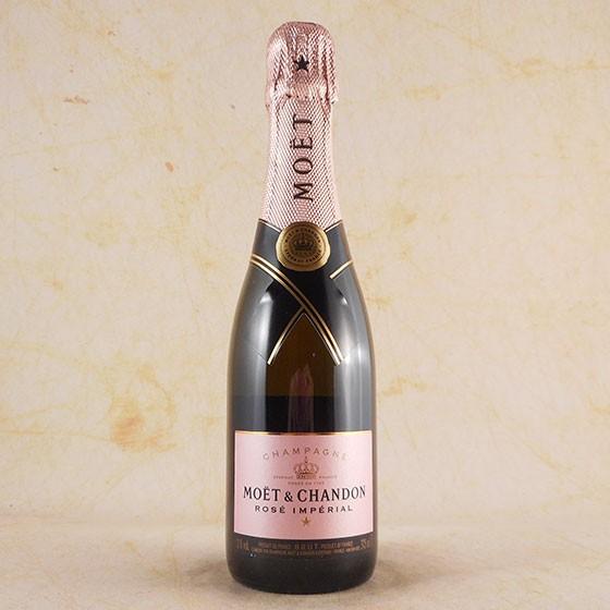 父の日 ギフト シャンパン モエ・エ・シャンドン ブリュット・アンペリアル・ロゼ ハ-フ 375ml 正規品 フランス シャンパン