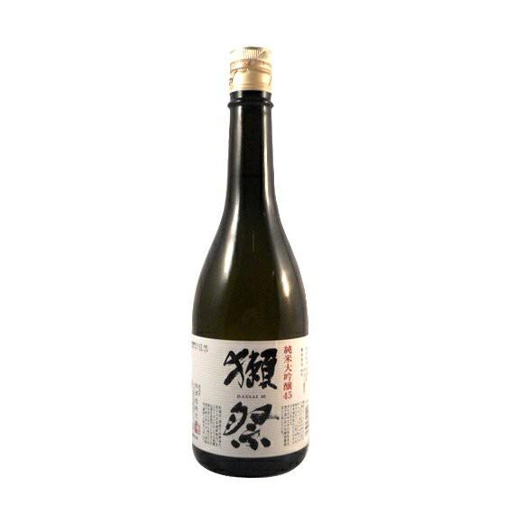 日本酒 獺祭 だっさい 純米大吟醸 45 720ml 山口...