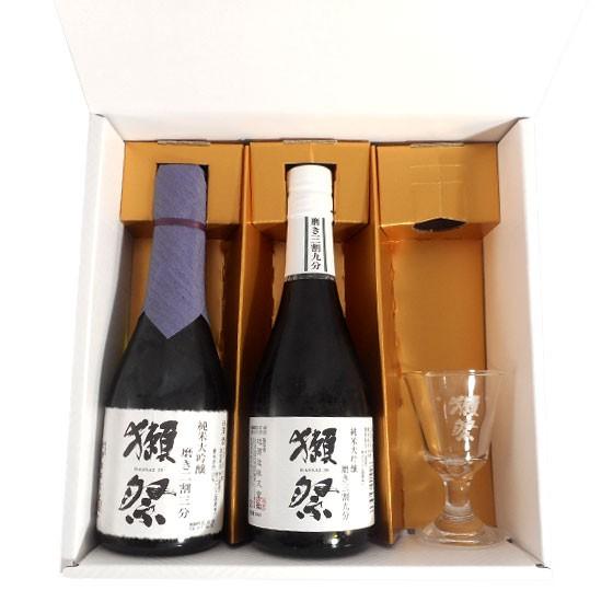 お中元 ギフト 送料無料 獺祭 飲み比べセット 純...