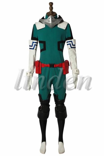 [linden]  僕のヒーローアカデミア  ヒロアカ  緑...