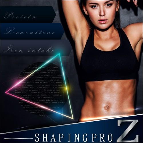 メール便送料無料 Shaping Pro Z  シェイピングプ...