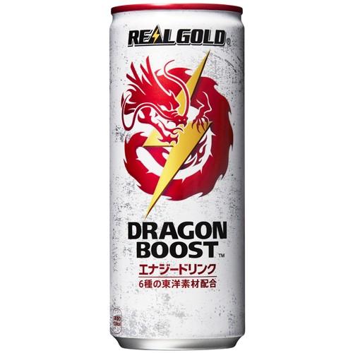 リアルゴールド ドラゴンブースト 250g缶 30本 メ...