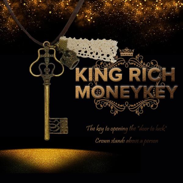 送料無料 KING RICH MONEYKEY キングリッチマネー...