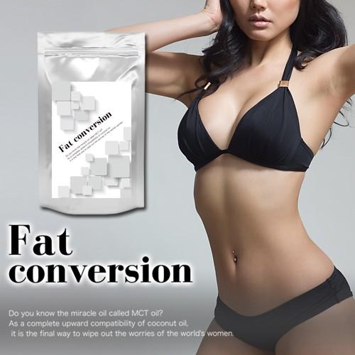 【メール便送料無料☆2個セット】Fat conversion ...