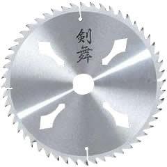 剣舞 木工用チップソープロ造作用(外径160mm・52...