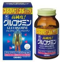 【送料無料】オリヒロ 高純度 グルコサミン・コ...