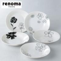 renoma レノマ R-8027 パスタ&カレー皿セット...