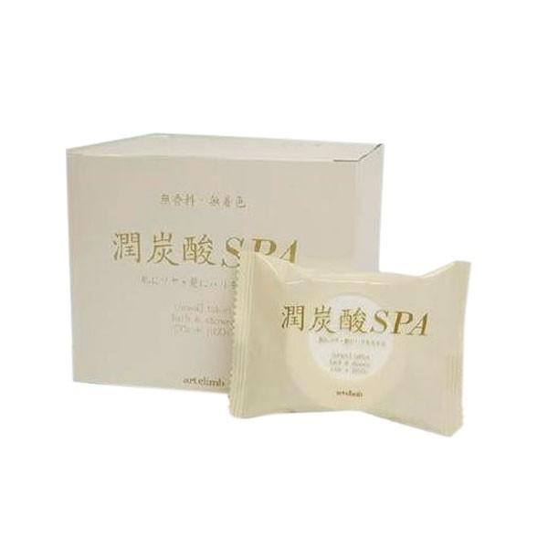 【送料無料】潤炭酸SPA BS 60g錠×10ヶ入り (...