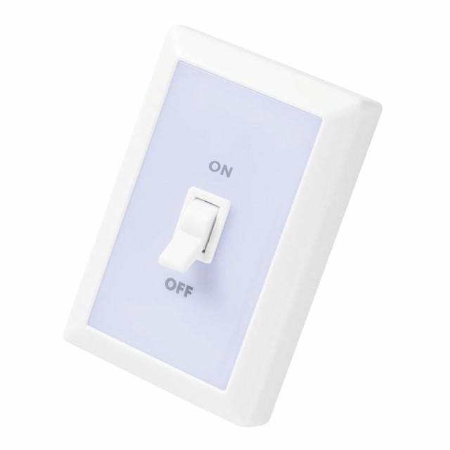 スイッチ型のLEDライト