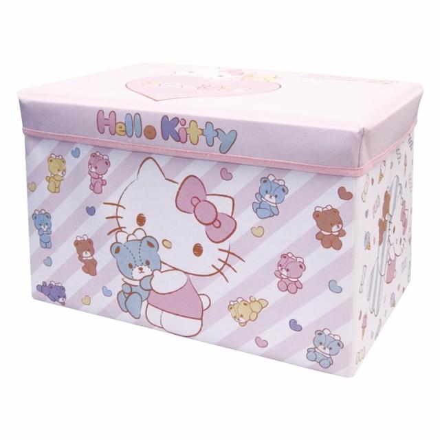 ハローキティ Hello Kitty ストレージボックス...