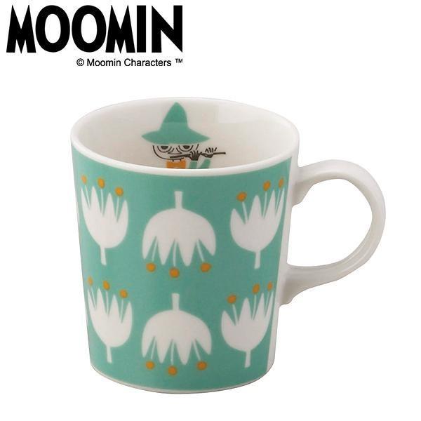 MOOMIN ムーミン kukka(クッカ) マグカップ グリ...