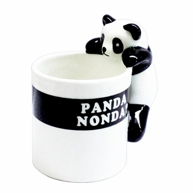 パンダ屋マグカップ ARO-1090 かわいいパンダの...