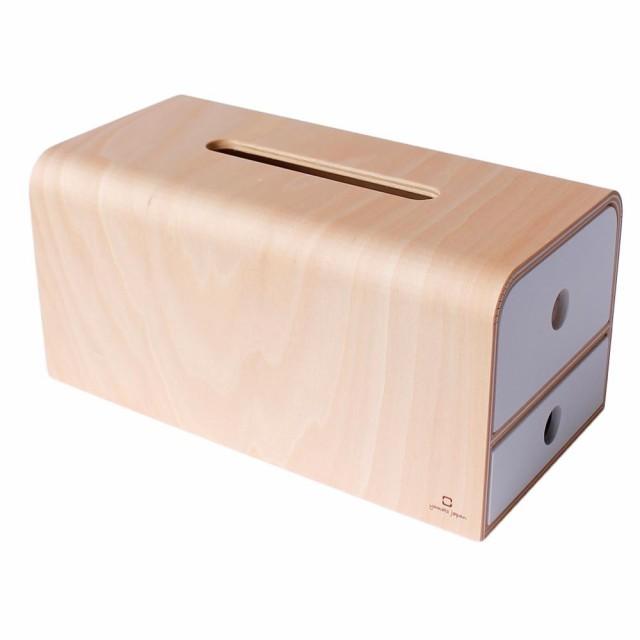 ヤマト工芸 STOCK tissue YK14-108 ホワイト