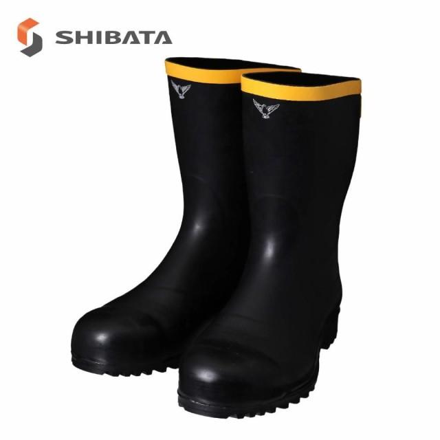 SHIBATA シバタ工業 静電気帯電防止長靴 AE011 安...