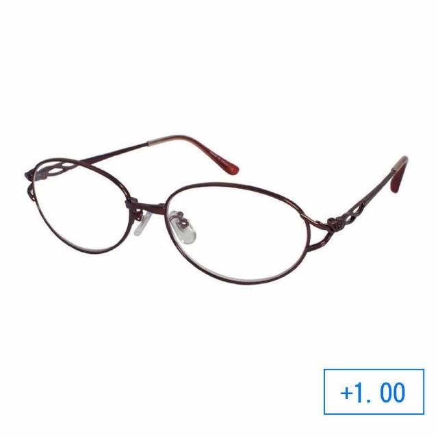 パーフェクトシニアグラス 老眼鏡 RL-200 レディ...