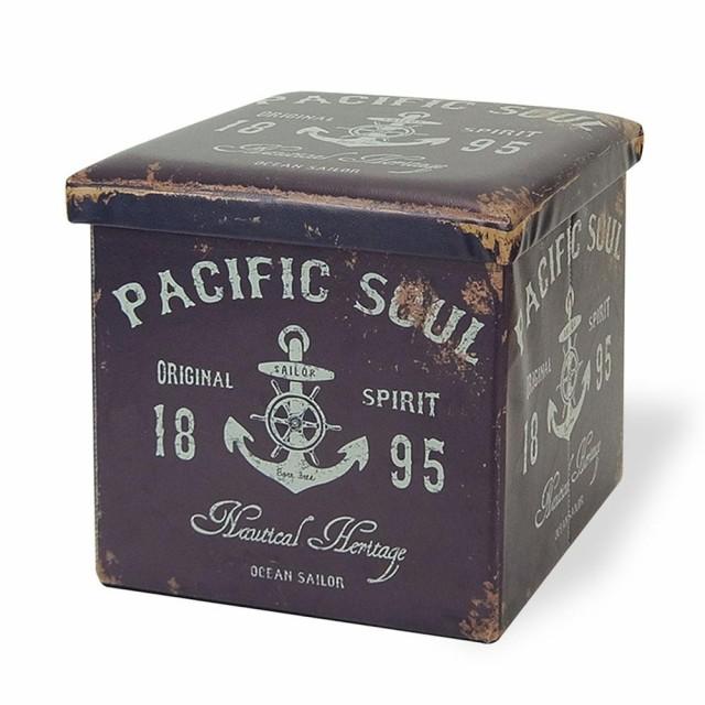 AMERICAN STOOL BOX STB-A-05 いかり