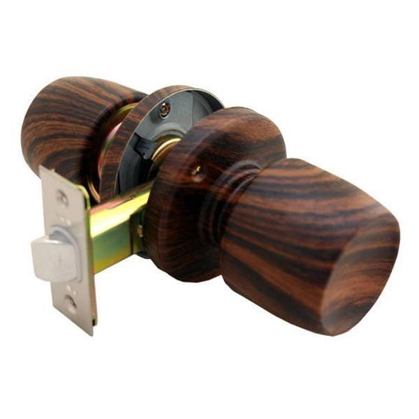 室内用取替錠前 個室・通路用 鍵なし チューブラ...