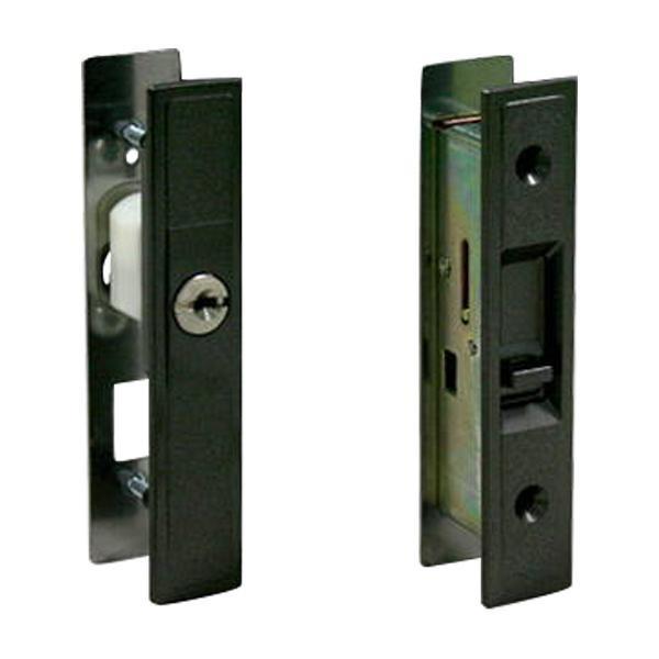 ディンプル引違戸錠NP-GA800D-B 4本キー 00776745...