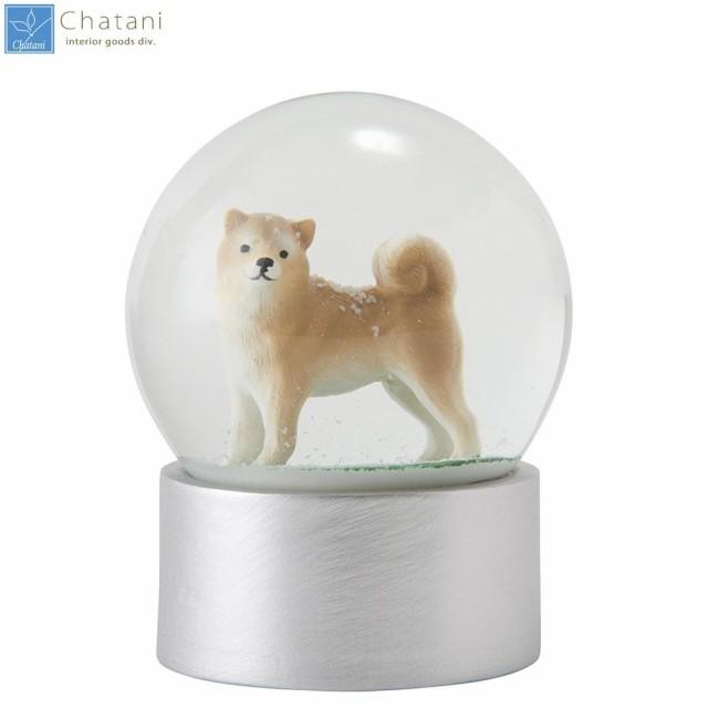 茶谷産業 Snow Globe スノードーム 柴犬 720-005