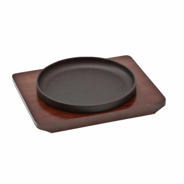 スタッキングステーキ皿 15cm