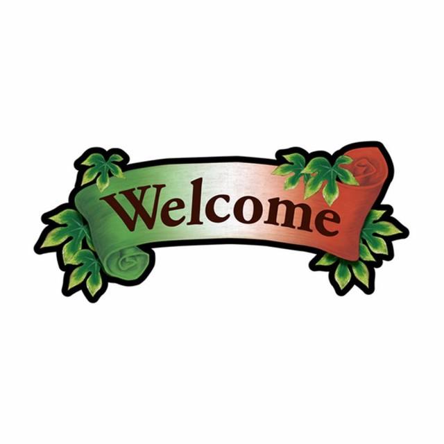 Pデコパネ(デコレーションパネル) 26893 Welcome ...