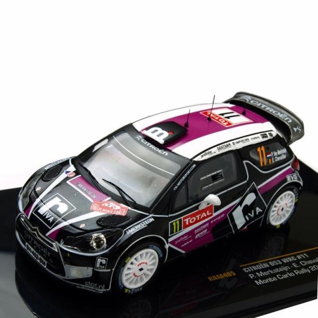 ixo/イクソ シトロエン DS3 WRC 2012年 ラリー モ...