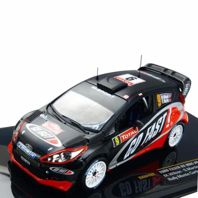 ixo/イクソ フォード フィエスタ RS WRC 2012年 ...