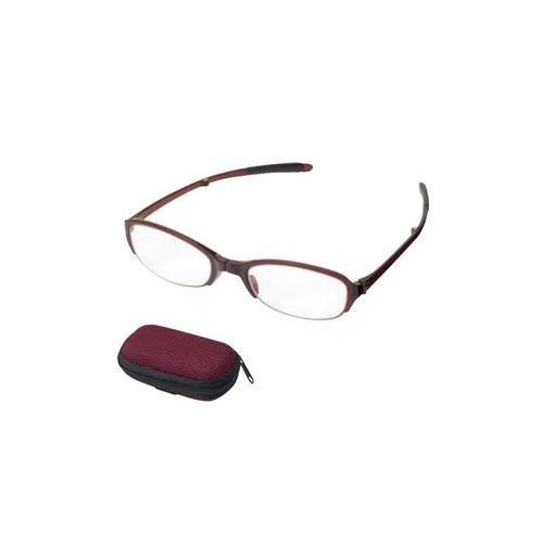 【送料無料】老眼鏡 シンプルビジョン コンパクト...