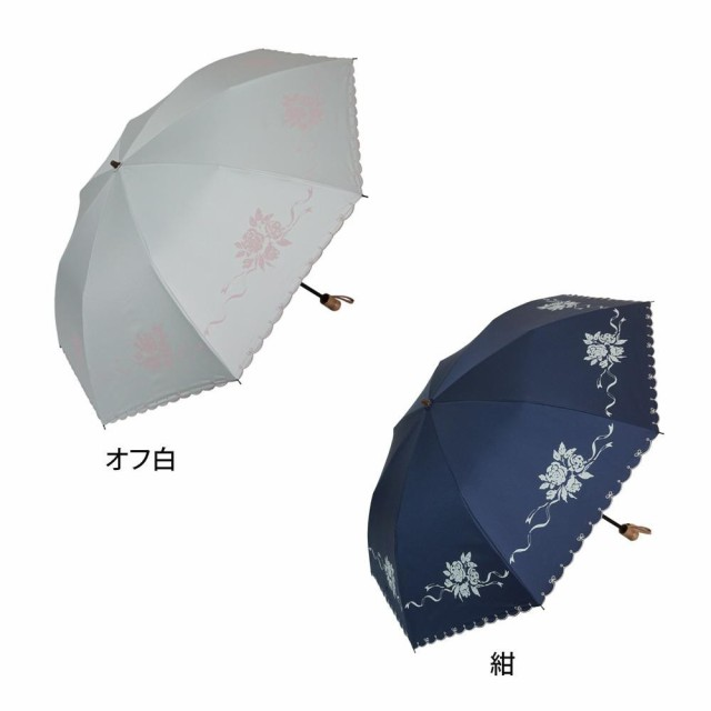 折りたたみ傘 晴雨兼用 50cm8kHK折黒コーティン...