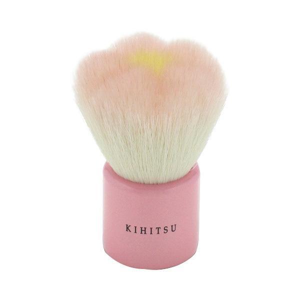 【送料無料】喜筆 KIHITSU 熊野筆 フラワー洗顔ブラシ ピンク FNPJP「他の商品と同梱不可/北海道、沖縄、離島別途送料」