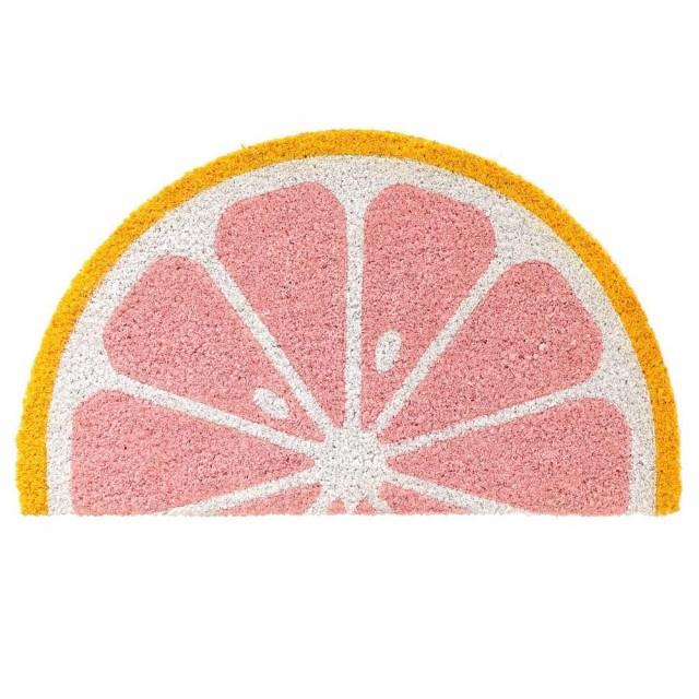 コイヤーマット ピンクグレープフルーツ 35×60cm...