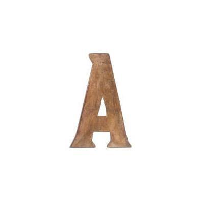 41051 C'est La Vie ウッデンアルファベット A
