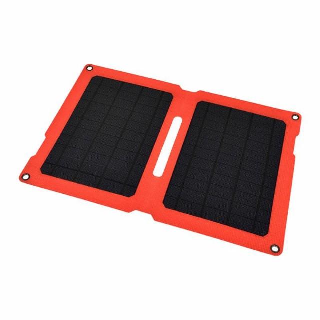 OHM 充電用ソーラーパネル 10W BT-JS10