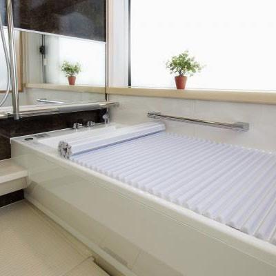 【送料無料】イージーウェーブ風呂フタ 75×155c...