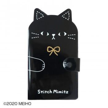 StitchMimitz ねこのミミッツ マスクケース NM013...