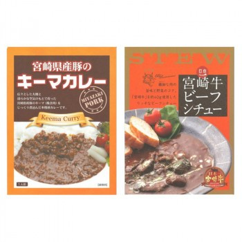 ばあちゃん本舗 宮崎県産豚のキーマカレー 180g...
