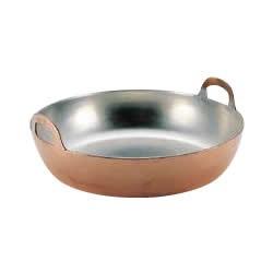 102303 MT銅製揚鍋33cm (3.0mm)