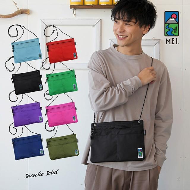 MEI メイ バッグ BAG 鞄 かばん サコッシュバッグ...