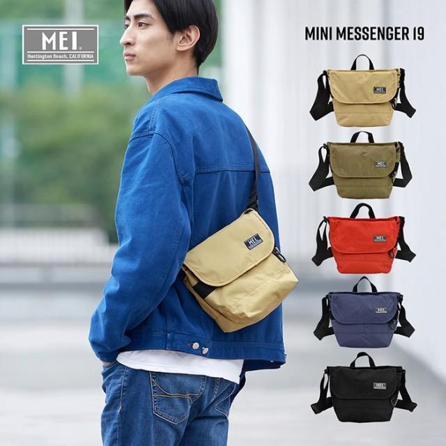 ブランド MEI メイ バッグ BAG 鞄 かばん メッセ...