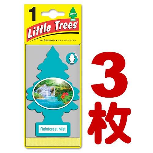 送料無料!! LITTLE TREE レインフォレスト ミスト...