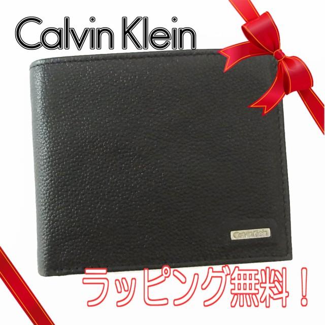 カルバンクライン Calvin Klein cK メンズ 二つ折...