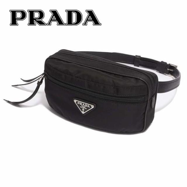 【送料無料】プラダ PRADA ウエストバッグ [1BL01...