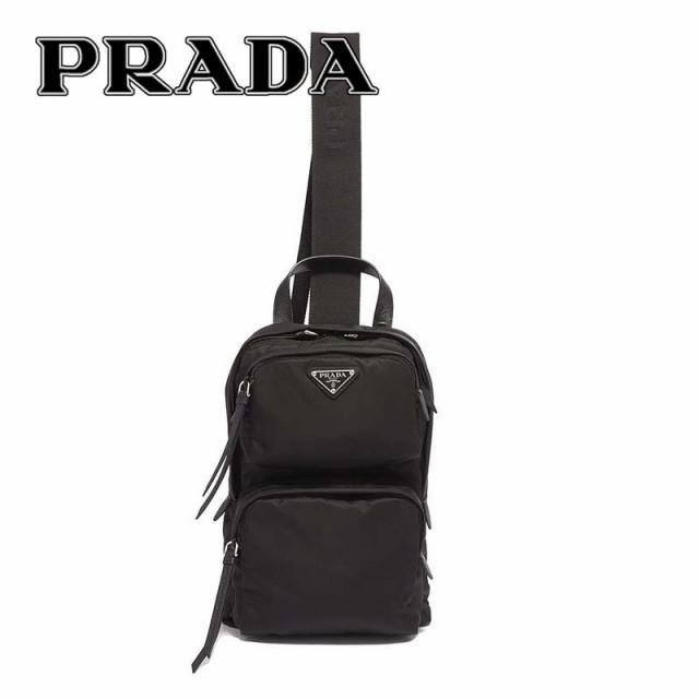 【送料無料】プラダ PRADA ボディバッグ [1BZ026-...