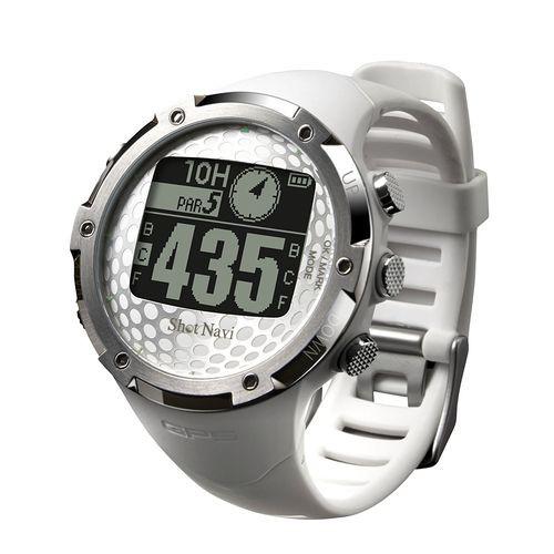ショットナビ(Shot Navi) ゴルフナビ GPS 腕時計...
